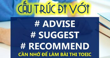cau truc di voi advance suggest 1 351x185 - Cấu trúc đi với Advise Suggest Recommend