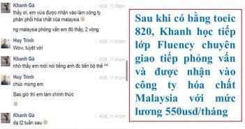 hoang khanh 1 351x185 - Hoàng Khanh - được nhận vào công ty Malaysia chỉ sau 1 lớp Fluency