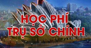 HOC PHI TRU SO CHINH 300x158 - Học Phí Tại Các Cơ Sở
