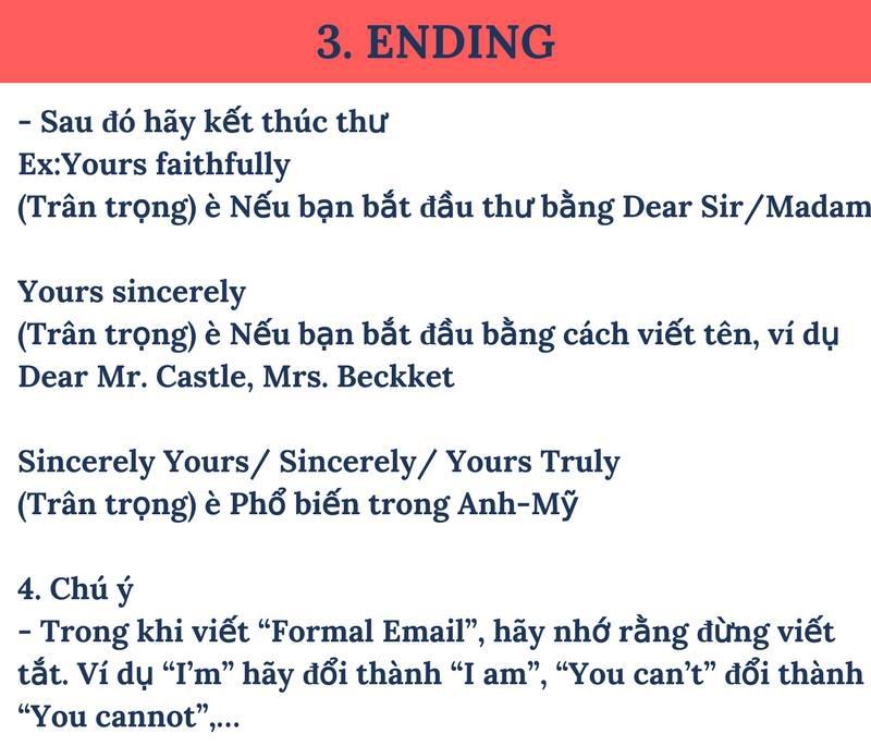 012 - Làm sao để viết một email bằng tiếng anh thật chuyên nghiệp?