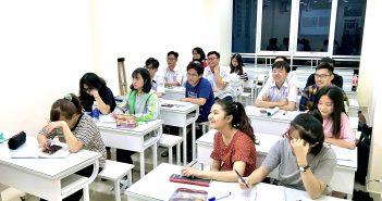 Lớp luyện thi IELTS tại TPHCM